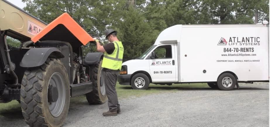 Equipment Rental Employment