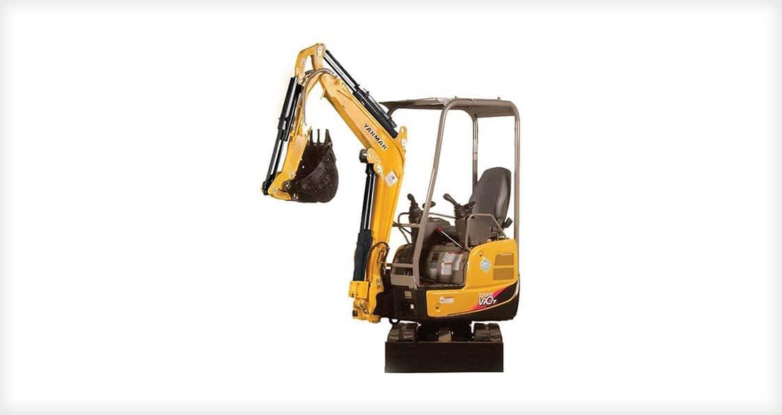 Yanmar VIO17 Mini Excavator