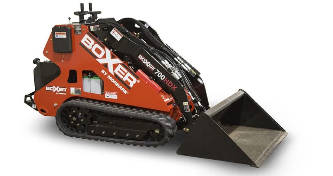 mini skid steer 25hp